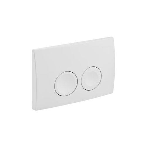 Geberit przycisk uruchamiający geberit delta21, przedni (up100) biały 115.125.11.1