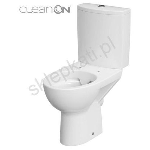 Cersanit parva kompakt wc clean on new k27-062 (5907720691769)