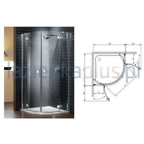 Radaway Almatea pdd 100 x 100 (30522-01-05N)