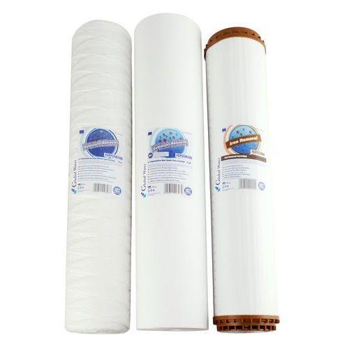 Aquafilter Komplet wkładów do odżelaziania wody