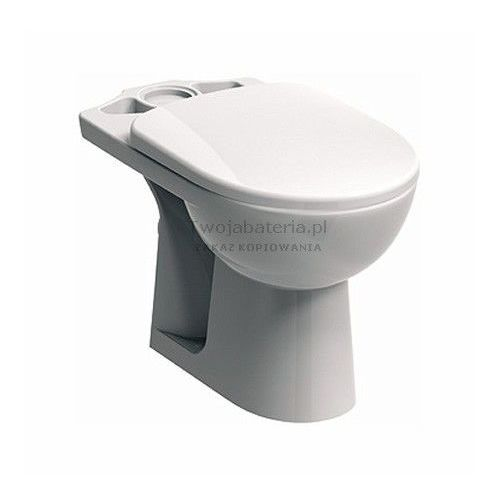 Koło nova pro miska wc do kompaktu odpływ poziomy m33200000