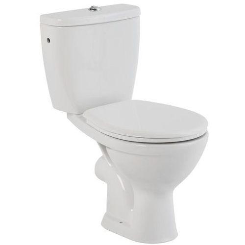 WC kompakt LAZUR KOŁO - produkt z kategorii- Miski i kompakty WC