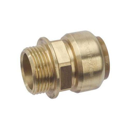 """Yorkshire Złączka nasuwna push 22 mm 3/4"""" gz"""
