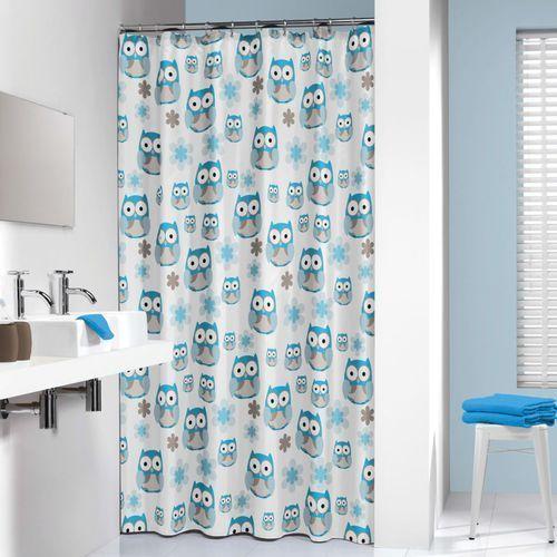 Zasłona prysznicowa vinylowa owl marki Sealskin