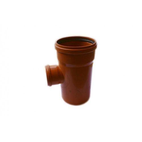 Poliplast Trójnik kanalizacji zewnętrznej kz 200 x 110 / 90° 200 / 110 mm