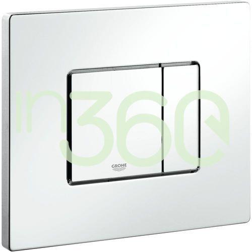 Grohe skate cosmopolitan przycisk uruchamiający dual biel alpejska 38732sh0