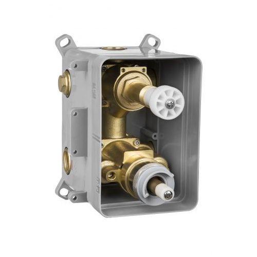 BXX X44T BOX podtynkowy termostatyczny z przełącznikiem natrysku