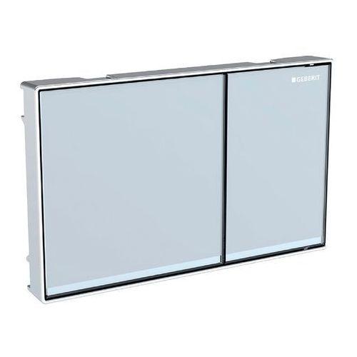 Geberit przycisk uruchamiający sigma 60 szkło białe 115.640.si.1