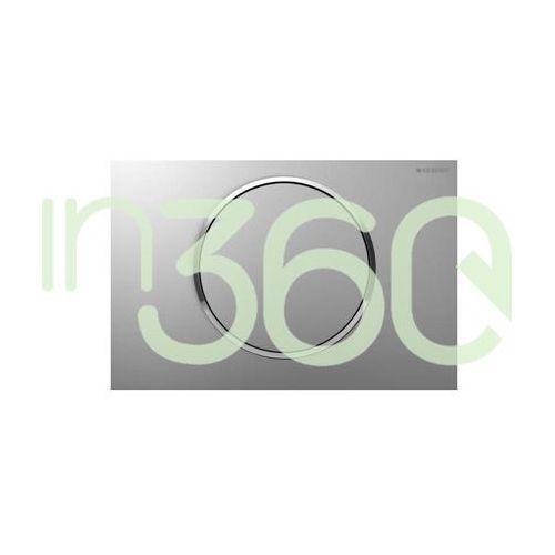 Geberit Sigma10 Przycisk uruchamiający, przedni, chrom mat-chrom bł.-chrom mat 115.758.KN.5