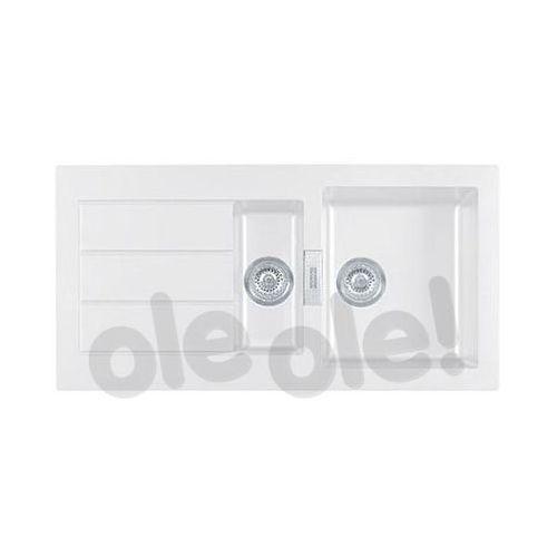 Zlew  sid 651 biały polarny 114.0181.978 marki Franke