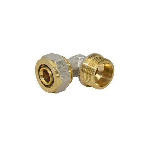 Instal complex Kolanko 90° skręcane 20mm - gz3/4''