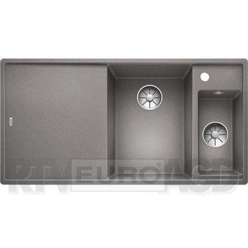 Blanco AXIA III 6 S-F 522165 komora prawa (alumetalik)