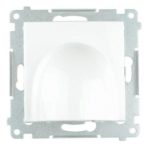 Przyłącze kabla dpk1.01/11 białe kontakt simon54 marki Kontakt-simon