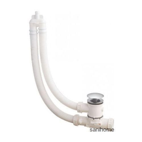 Syfon automatyczny do wanny z systemem MAAX 460-580 mm U3A360051 z kategorii Syfony