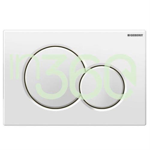 sigma01 przycisk do wc biały 115.770.11.5 marki Geberit