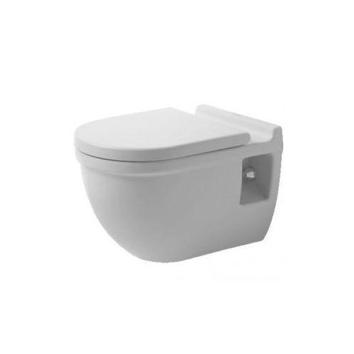 Duravit Starck 3 Miska lejowa WC wisząca biała Comfort 2215090000