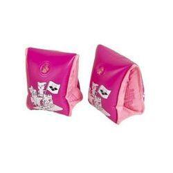 rękawki do pływania dmuchane friends soft armband pink 1-3 lat marki Arena