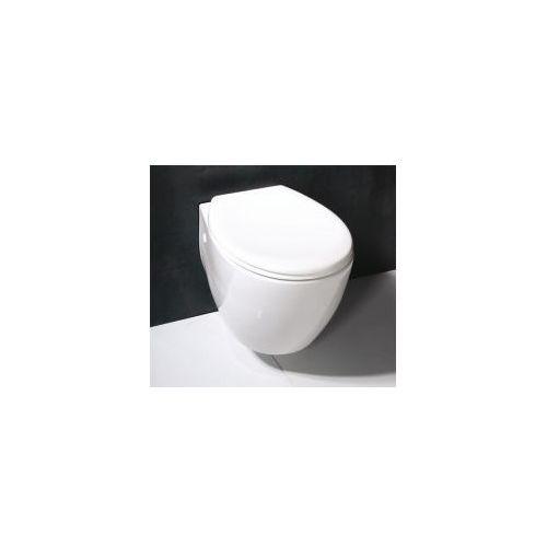 Isvea Dynasty miska wc podwieszana 36x50cm (2639-ds) 10ar02002 (8697687656075)