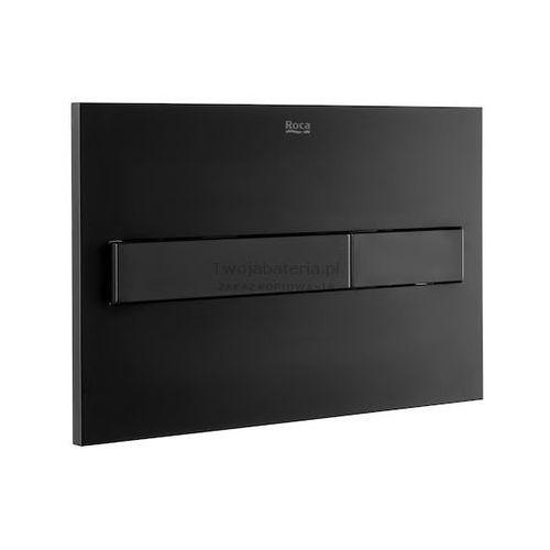 przycisk spłukujący pl7 2-funkcyjny czarny mat a890088206 marki Roca