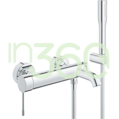 Grohe Essence bateria wannowa set chrom 33628001