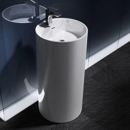 Umywalka wolnostojąca swiss- - sabina marki Liniger