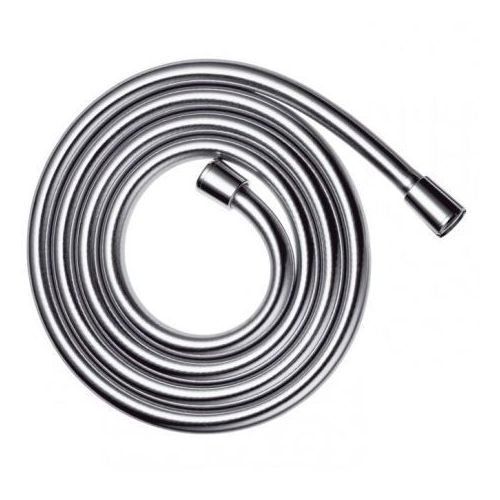 Hansgrohe Węże prysznicowe isiflex wąż prysznicowy z imitacją powierzchni metalicznej, długość 2,00 m - 28274000 (4011097314020)
