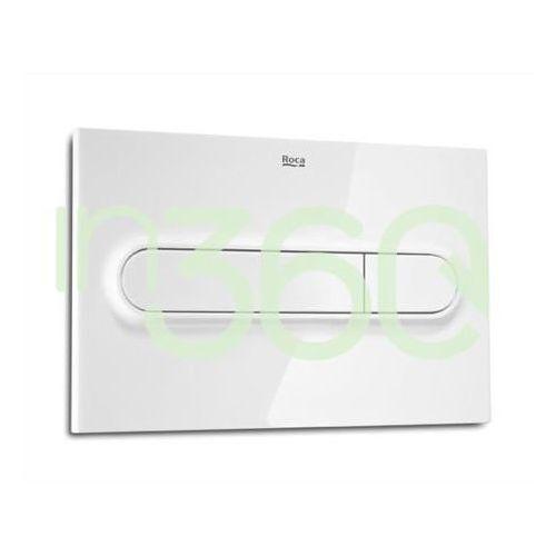 Roca pl1 przycisk 2-funkcyjny biały a890095000