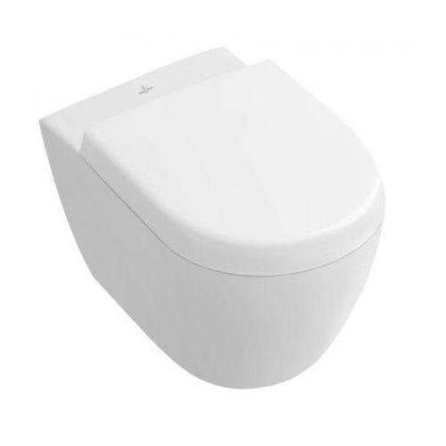 Villeroy&boch subway 2.0 toaleta wc podwieszana compact directflush 5606r001
