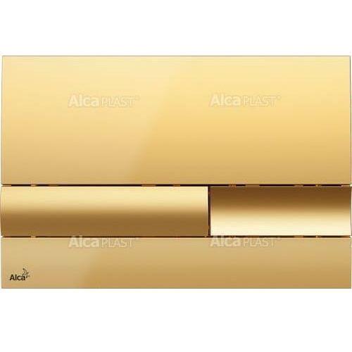 ALCAPLAST M1745 Przycisk, kolor złoty