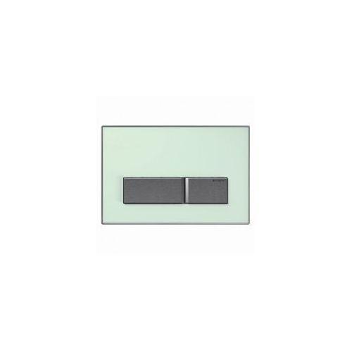 przycisk sigma 50 zielony satynowy/chrom 115.788.se.1 marki Geberit