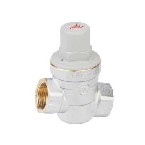 "Reduktor ciśnienia wody 3 / 4"" PN16 1 - 6 BAR CALEFFI POLAND"