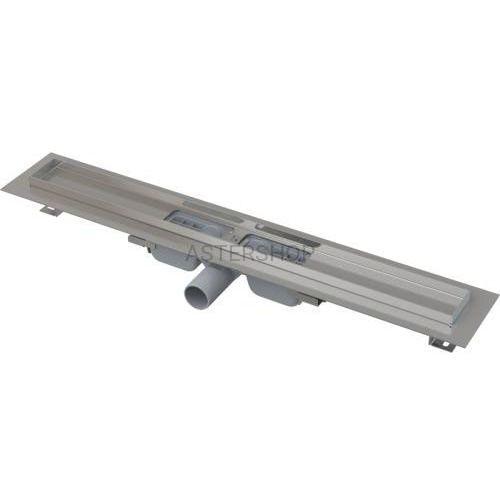 Alcaplast Odpływ podłogowy 950 mm z obramowaniem do perforowanego rusztu apz101-950 (8595580504175)