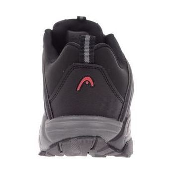 45a4f587 trekkingowe buty męskie. Czarne trekkingi młodzieżowe HEAD XX-209-23-14  black 41 czarny