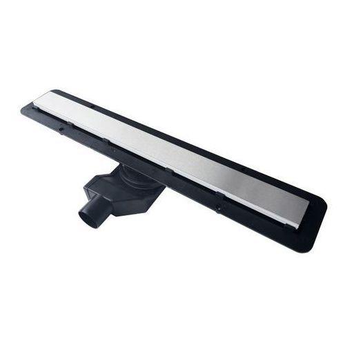 Odpływ liniowy white glass 750 mm fi 50 mm marki Durasan