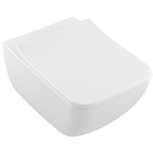 Venticello v&b miska wc directflush biały - 4611r001 marki Villeroy&boch