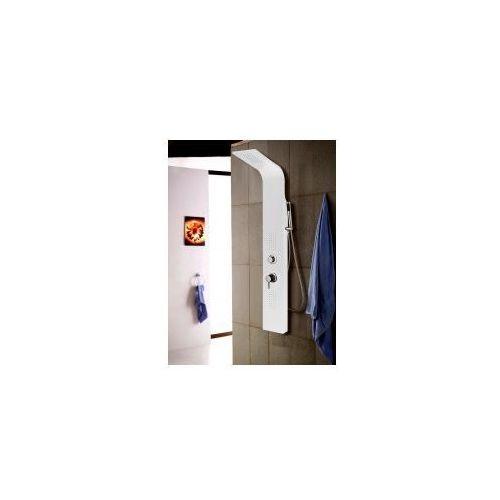 9003 panel prysznicowy, biały marki Pozostali