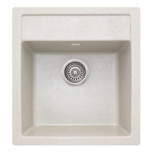 Zlewozmywak pireus 46 biały marki Krosch