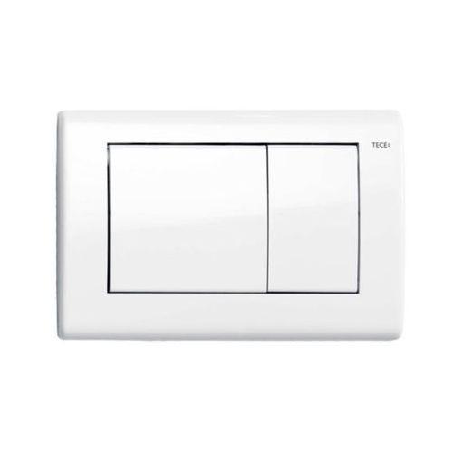 Tece przycisk spłukujący teceplanus biały matowy 9240322