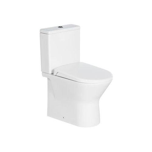 Gotowy zestaw WC do montażu COMPACTA SENSEA