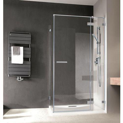 Radaway Radaway euphoria kdj drzwi prysznicowe 110 prawe szkło przejrzyste 383041-01r __autoryzowany_dystrybutor__ 100 x 110 (383041-01R/383052-01)