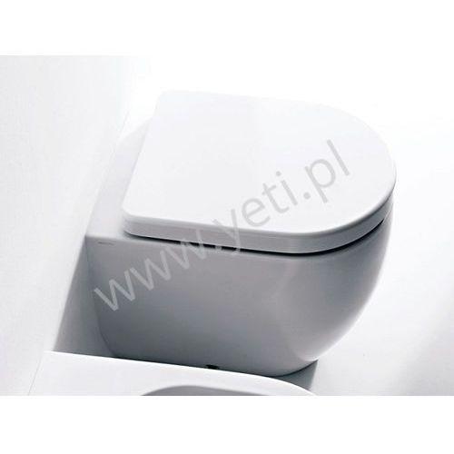 Kerasan miska stojąca flo biała 52 cm 3116