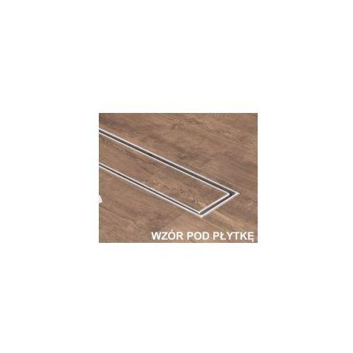 Odwodnienie liniowe 60 do wklejenia płytki xmd010 marki Metal-hurt sea horse