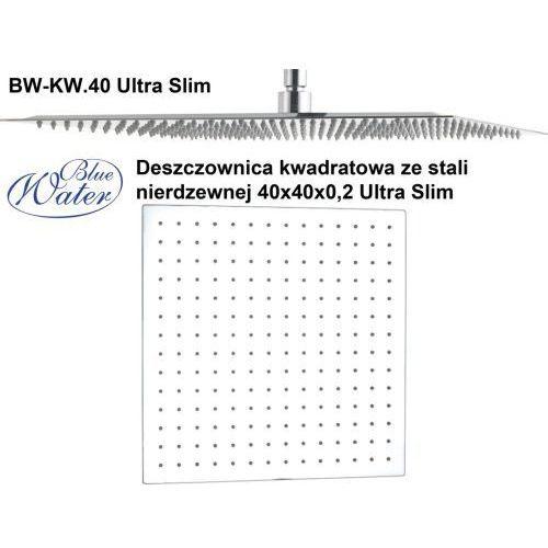 Deszczownica kwadratowa bw-kw.40 ultra slim marki Blue water