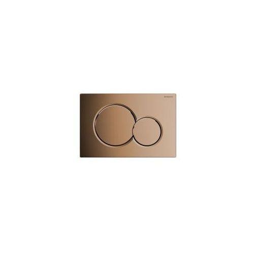 Geberit Sigma01 przycisk uruchamiający przedni up320 edelmessing - 115.770.dt.5 (4025410035219)
