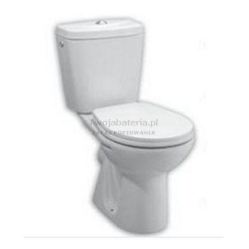 Bluebasic Base zestaw kompakt wc odpływ poziomy a161101002