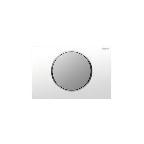 przycisk uruchamiający sigma 10 biały/chrom mat 115.758.kl.5 marki Geberit