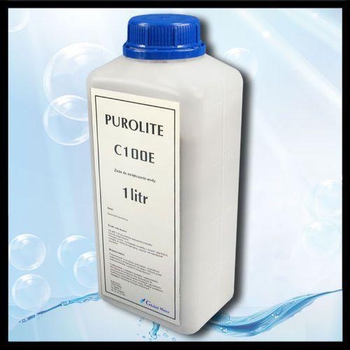 Global water Złoże zmiękczające purolite c100e