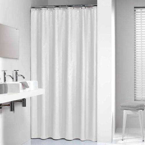 Sealskin madeira biała zasłona prysznicowa tekstylna 120x200cm 238501110 (8711131236313)
