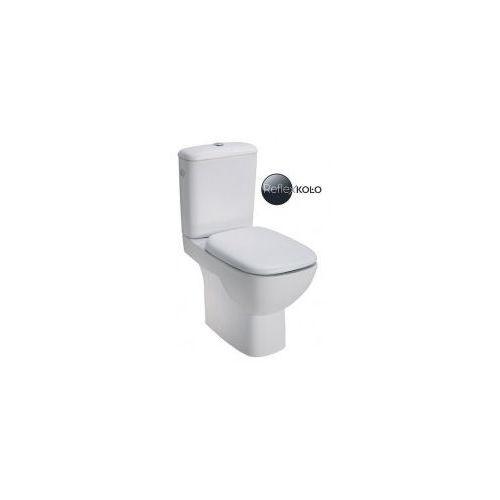 KOŁO kompakt Style Reflex (zbiornik, deska twarda)L29000900+L20111