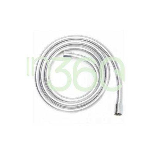 isiflex wąż prysznicowy z imitacją powierzchni metalicznej 1,60 m. dn 15 biały 28276450 marki Hansgrohe
